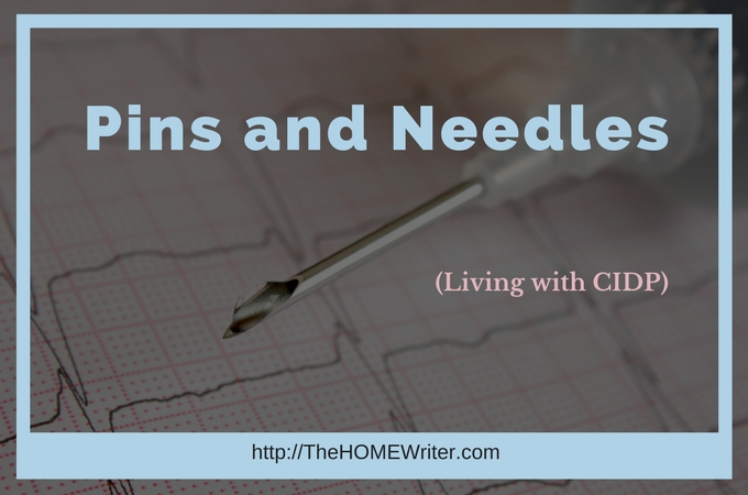 Pins and Needles: Living with CIDP