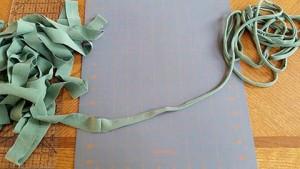 Making Tubular Yarn