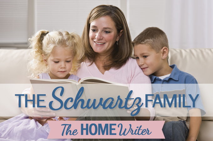 Tuesdays at Our House: The Schwartz Family
