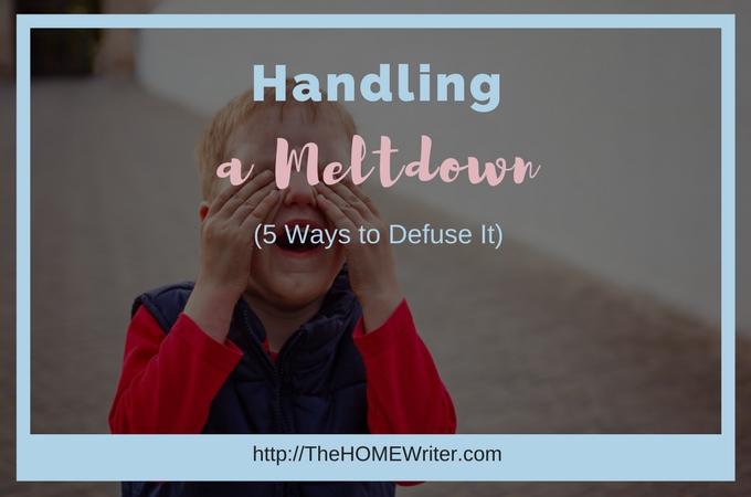 Handling a Meltdown