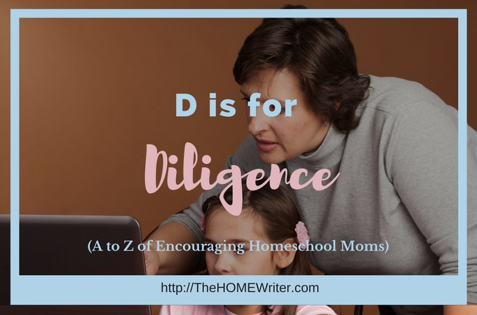 D is for Diligence